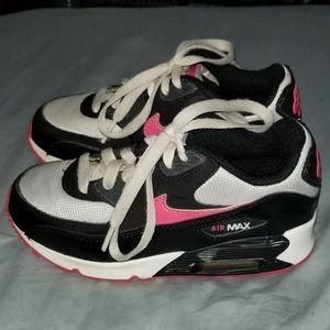 Kids Nike air sneakers